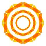 Simbolo di meditazione illustrazione vettoriale