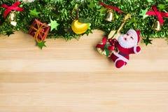Simbolo di Natale e festa del buon anno Immagini Stock