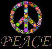 Simbolo di pace Immagini Stock Libere da Diritti