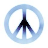 Simbolo di pace Fotografia Stock