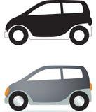Simbolo generico dell'automobile illustrazione di stock