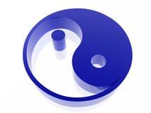 Simbolo infinito di energia Immagini Stock