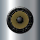 Simbolo musicale Fotografie Stock Libere da Diritti