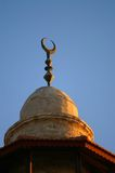 Simbolo musulmano Immagine Stock