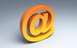 Simbolo per il Internet Immagine Stock Libera da Diritti