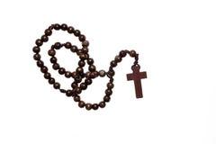 Simbolo santo isolato su bianco Fondo Fotografie Stock
