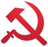 Simbolo sovietico Fotografia Stock Libera da Diritti