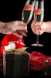 Simbols do Natal imagens de stock royalty free