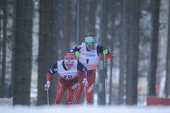 Simen Andreas Sveen - cross country Stock Images