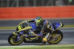 Simeon di Xavier, moto 2, 2012 Fotografie Stock