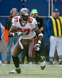 Simeon Rice, Tampa Bay Buccaneers Lizenzfreie Stockfotos