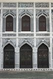 Simetría de la configuración islámica fotos de archivo libres de regalías