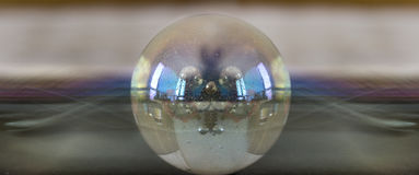 Simetría de mármol Imagen de archivo