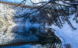 Simetría del lago foto de archivo libre de regalías