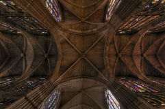 Simetría divina Fotografía de archivo libre de regalías