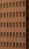 Simetría en arquitectura moderna foto de archivo