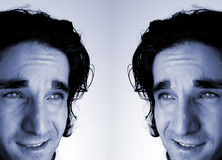 Simetria Fotografia de Stock
