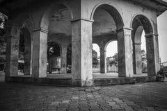 Simetria da arquitetura Fotografia de Stock