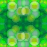 Simetria do ciclo das bolas Foto de Stock