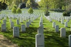 Simetria em Arlington Fotografia de Stock Royalty Free