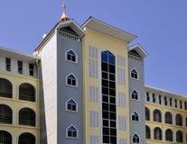 Simetria no edifício moderno fotos de stock
