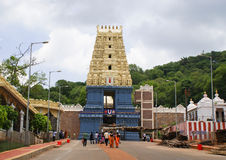 Simhachalam temple, Andhra Pradesh Royalty Free Stock Photos