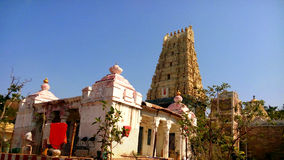 Simhachalam Temple at Visakhapatnam. Photo taken by Naresh Kumar Behera. It is one of the famous temples in world. Lord Narasimha is being worshiped here Royalty Free Stock Image