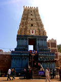 Simhachalam Temple at Vizag. Or Visakhapatnam is famous Lord Narasimha. Photography by Naresh Kumar Behera. It is one of the ancient Hindu temples in India Royalty Free Stock Photography