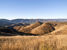 Simi Hills California Stock Photo