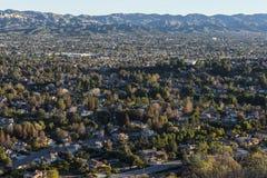 Simi Valley Калифорния стоковое изображение rf