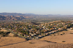 Simi Valley California Stock Photo
