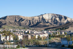 Simi Valley Hills Royalty Free Stock Images