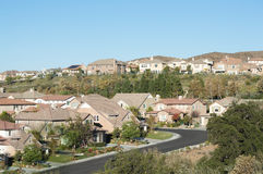 Simi Valley Hills Stock Image