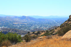 Simi Valley, la Californie Photo libre de droits