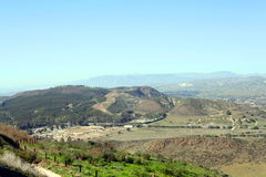Simi Valley Landscape Royalty Free Stock Images