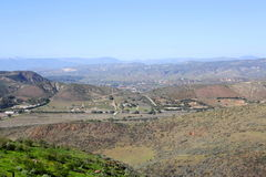 Simi Valley Landscape Stock Image