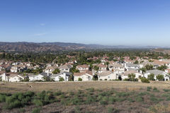 Simi Valley View Royalty Free Stock Photography