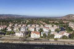 Simi Valley View Stock Photos