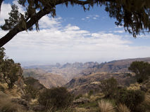 Simien Mountains Stock Photography