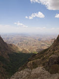 Simien Mountains Royalty Free Stock Photos