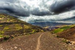 Simien Mountains, Ethiopia Stock Photos