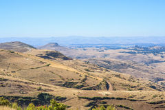 Simien Mountains in Ethiopia Royalty Free Stock Images