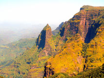 Simien Nationalpark Stockbilder