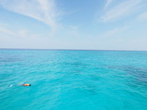 similan的海岛 免版税库存图片