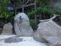 similan öar Arkivbild