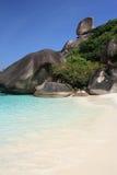 Similan öar, Thailand, Phuket Royaltyfria Foton