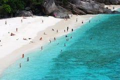 Similan beach Stock Photo