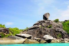 Similan Insel Lizenzfreie Stockfotos