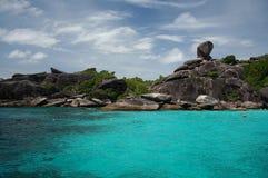 Similan Insel Stockbild