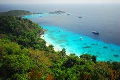 Similan Insel Lizenzfreie Stockbilder